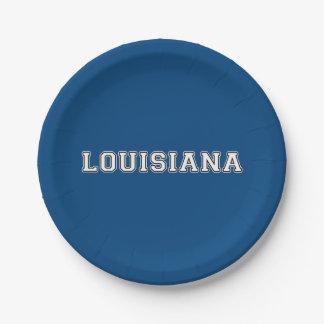 Louisiana Pappteller