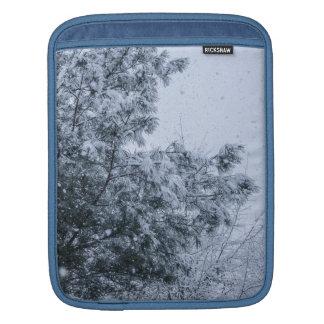 Louisiana-Schnee Sleeve Für iPads