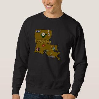 Louisiana-Schweiss-Shirt Sweatshirt