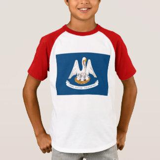 Louisiana-Staats-Flagge T-Shirt