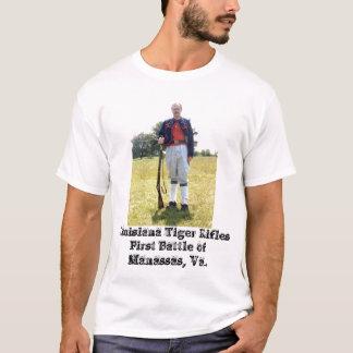 Louisiana-Tiger RiflesFirst Battl… T-Shirt
