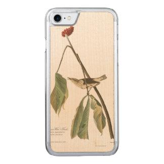 Louisiana-Wasser-Drossel Audubon Platten-19 Carved iPhone 8/7 Hülle