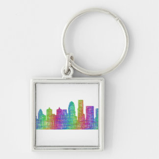 Louisville-Skyline Schlüsselanhänger