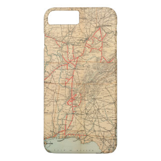 Louisville- und Nashville-Eisenbahn iPhone 8 Plus/7 Plus Hülle