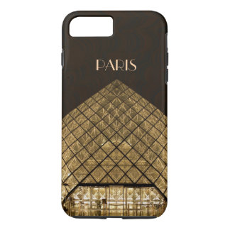 Louvre-Pyramide iPhone X/8/7 plus starken Fall iPhone 8 Plus/7 Plus Hülle