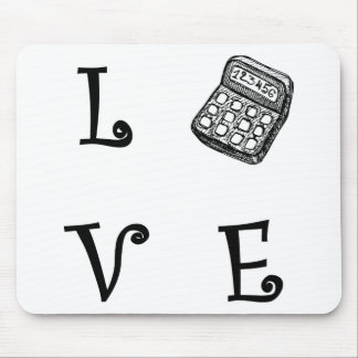 LOVE63 MOUSEPAD