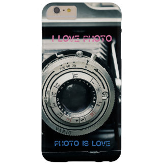 LOVE FOTO FOTO IS LOVE heiratet I Barely There iPhone 6 Plus Hülle