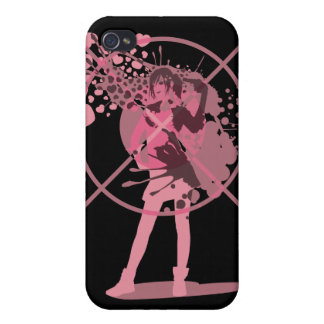 Love_Gun iPhone 4/4S Hülle