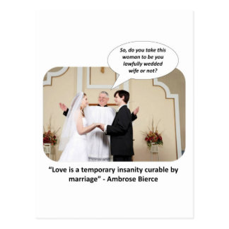 love-is-a-temporary-insanity-curable-by-02 postkarte