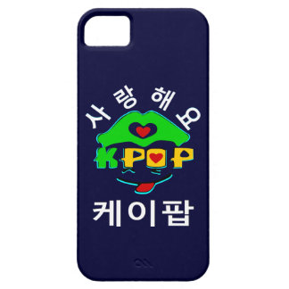 ♪♥Love K-Pop fabelhaftes Barely-There iPhone 5 iPhone 5 Hülle