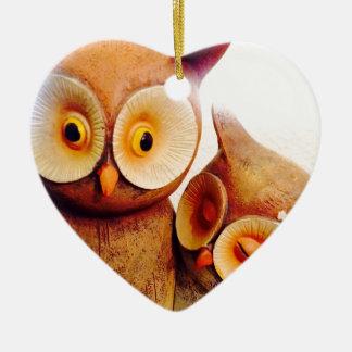 Love Keramik Ornament