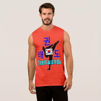 ❤☯✔Love koreanisches Kriegsc$kunst-taekwondo Ärmelloses Shirt