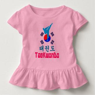 ❤☯✔Love koreanisches Kriegsc$kunst-taekwondo Chic& Kleinkind T-shirt