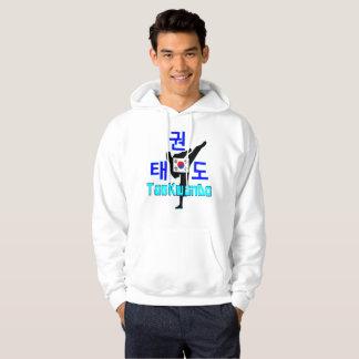 ❤☯✔Love koreanisches Kriegsc$kunst-taekwondo Hoodie
