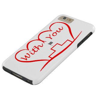 Love You, mit dir zusammen erfolgreich Tough iPhone 6 Plus Hülle