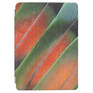 Lovebird-Schwanz-Feder-Entwurf iPad Air Cover