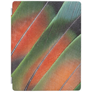 Lovebird-Schwanz-Feder-Entwurf iPad Hülle