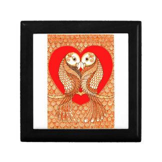 Lovebirds 2 geschenkbox