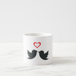 LOVEBIRDS ESPRESSOTASSE