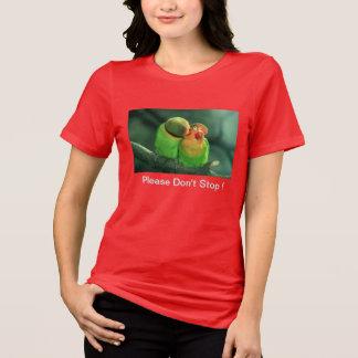Lovebirds Plus-Size T-Shirt