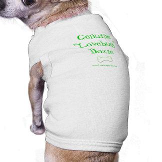 Lovebug Dackel-Haustier-Shirt Top