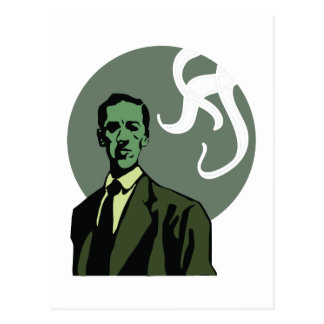 Lovecraft Postkarte