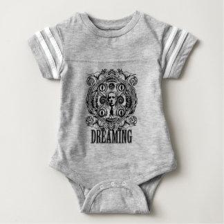 Lovecraftian Träume Baby Strampler