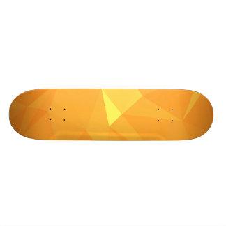 LoveGeo abstrakter geometrischer Entwurf - 18,1 Cm Old School Skateboard Deck