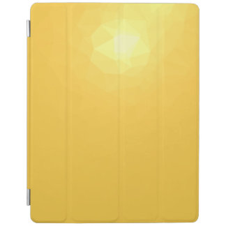 LoveGeo abstrakter geometrischer Entwurf - Dijon iPad Smart Cover