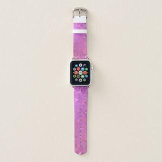 LoveGeo abstrakter geometrischer Entwurf - Helio Apple Watch Armband