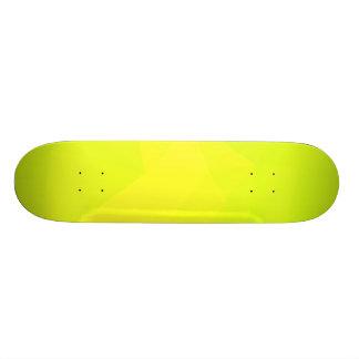 LoveGeo abstrakter geometrischer Entwurf - kann 18,4 Cm Mini Skateboard Deck