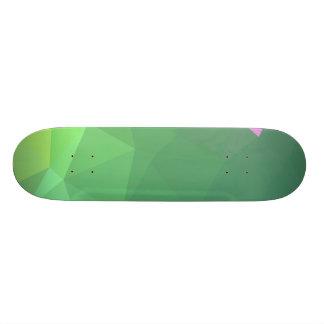 LoveGeo abstrakter geometrischer Entwurf - Skateboard