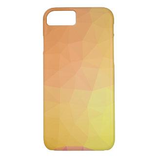 LoveGeo abstrakter geometrischer Entwurf - sonnige iPhone 8/7 Hülle