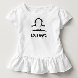 LoveHard Kleinkind-T-Stück Kleinkind T-shirt