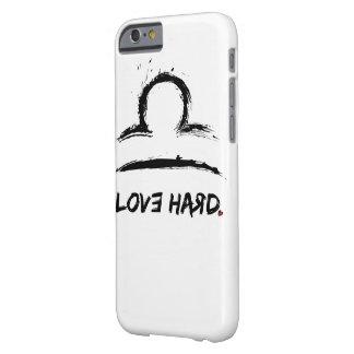 LoveHard Telefonkasten Barely There iPhone 6 Hülle