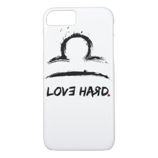 LoveHard Telefonkasten iPhone 8/7 Hülle