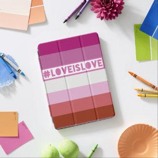 #LoveIsLove ipad Fliegerschutz iPad Air Hülle