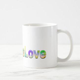 #loveislove kaffeetasse