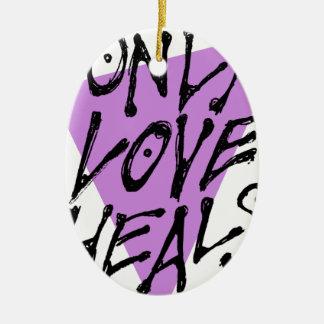 LOVES-HEAL KERAMIK ORNAMENT
