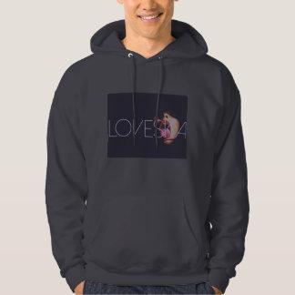 Loveska geschmackvolles Mädchen-Sweatshirt Hoodie