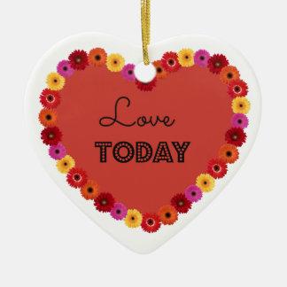 Lovetoday Keramik Ornament