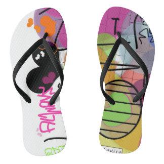 Lovito Erwachsener, dünne Bügel, Frauen 5/6 - Flip Flops