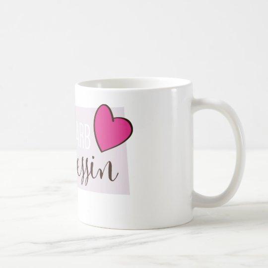 LowCarb Prinzessin Kaffeetasse