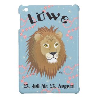 Löwe 23. Juli bis 22. August iPad Mini Hülle