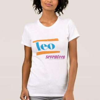 Löwe-Aqua T-Shirt