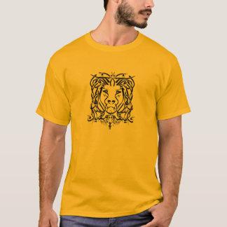 Löwe-arabischer Kalligraphie-T - Shirt (mit