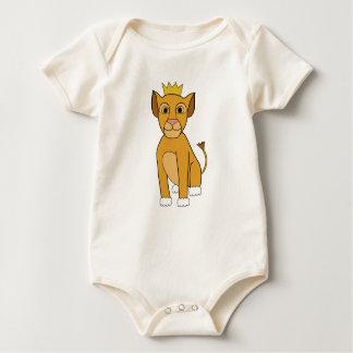 Löwe CUB Baby Strampler