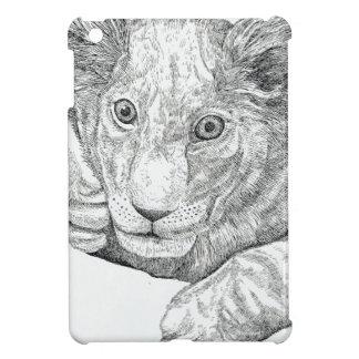 Löwe CUB iPad Mini Hülle