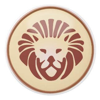 Löwe, der Löwe, Horoskop-Zeichen Zodiak Griff