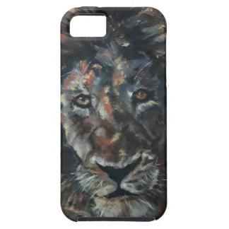 Löwe Etui Fürs iPhone 5
